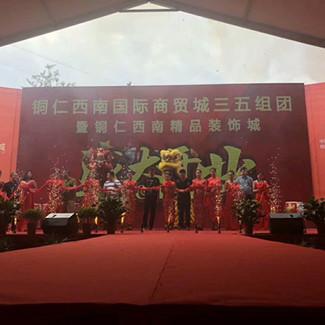 刘嘉亮 铜仁西南国际商贸城开业庆典